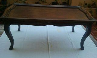 Mesa estilo Isabelino de roble