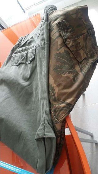 Pantalon caza
