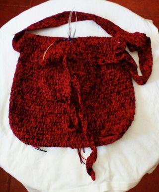 Bolso de Crochet.