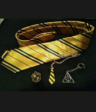 PACK casa Hupplepuff Harry Potter