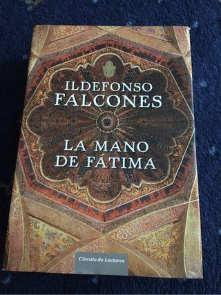 Libro La mano de Fátima Ildefonso Falcones