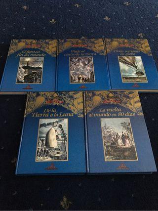 Colección los viajes extraordinarios