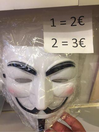 ANONYMOUS-V Vendetta.
