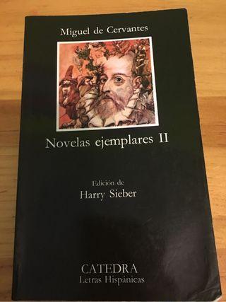 Novelas ejemplares II Harry sieber