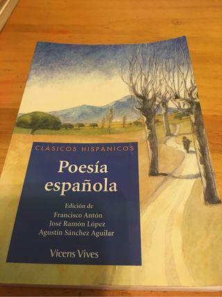 Poesia española clasicos hispanicos vicens vives