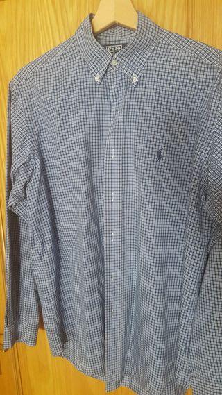 camisa Ralph lauren talla 15