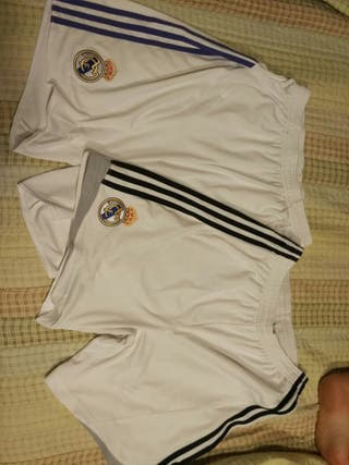 Pantalones originales del Real Madrid