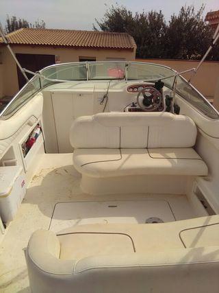 Barco 8 metros lancha