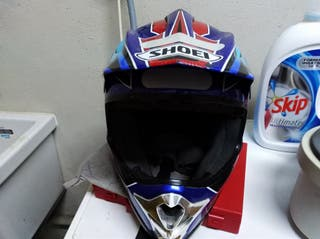 Casco shoei moto