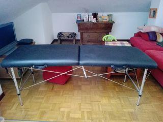 Camilla masaje de segunda mano en la provincia de asturias en wallapop - Wallapop asturias muebles ...