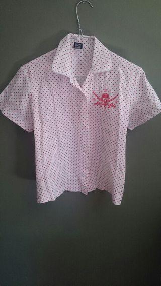 Camisa Tóxico t.38