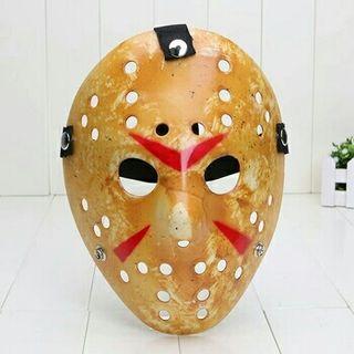 Máscara Jason Halloween