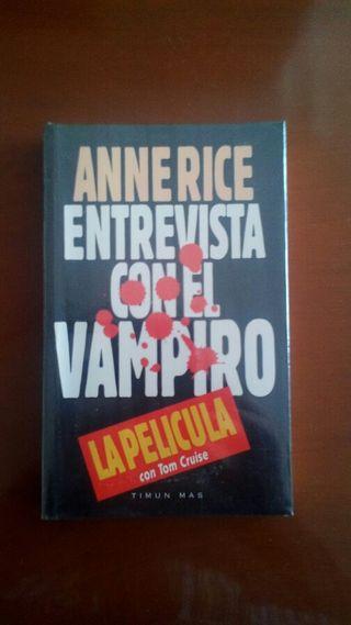 Libro de Anne Rice ( Entrevista con el vampiro )