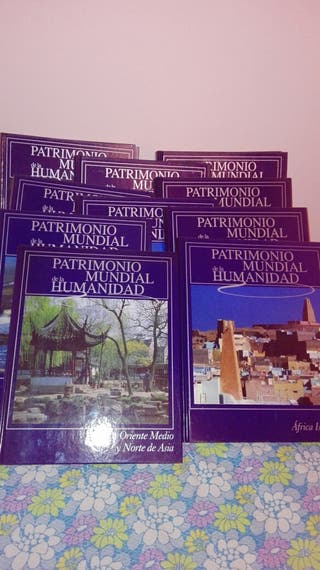 Enciclopedia 10 tomos editorial Rueda