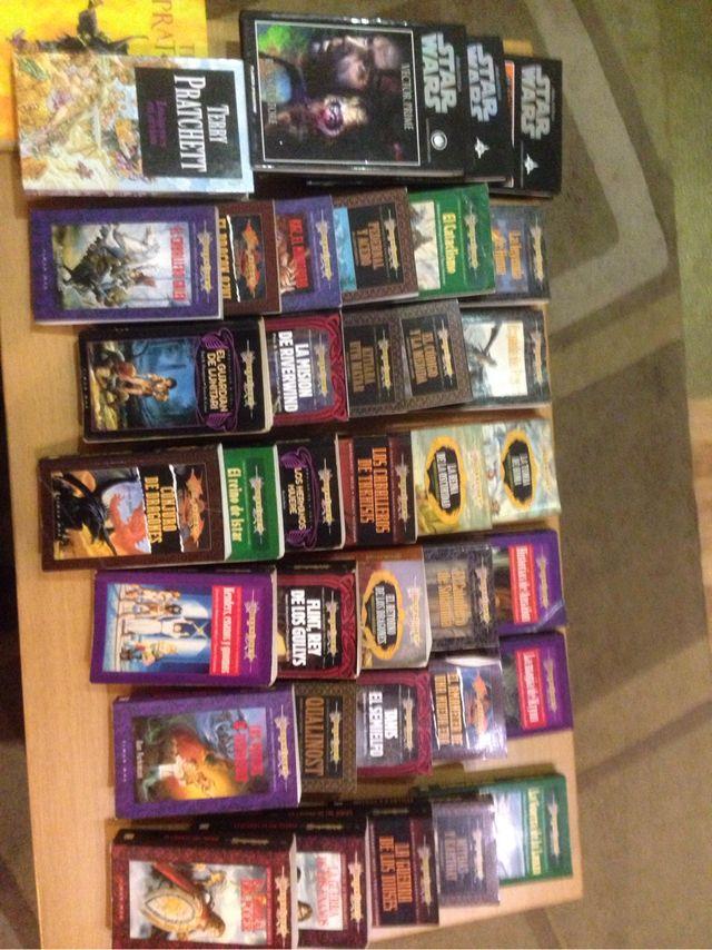 Pack 32 libros dragonlance