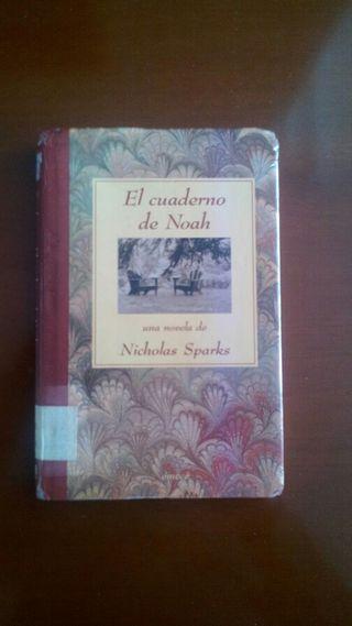 Novela Romantica ( El cuaderno de Noah )