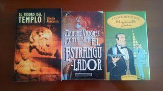 Lote Pack Libros Literatura Contemporánea