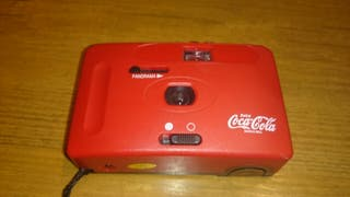 Cámara fotos Coca-Cola