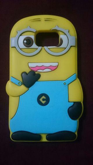 Funda del Galaxy S6
