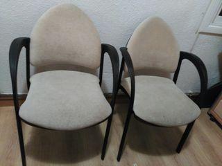 2 sillas despacho