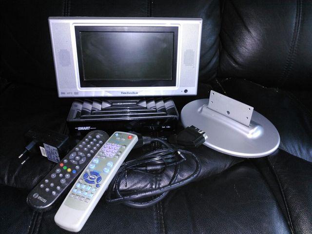 Tv-Dvd portátil