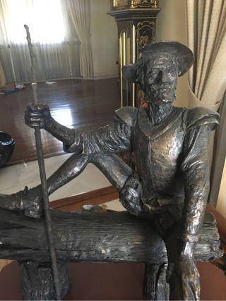 Figura Quijote única, antigüedad