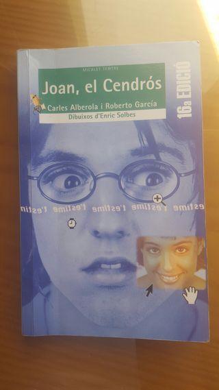 "Libro ""Joan, el Cendrós"""
