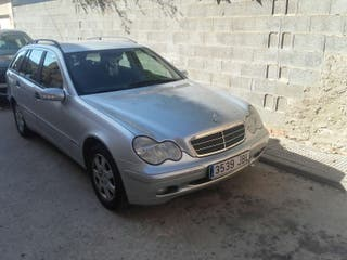Mercedes c200cdi familiar