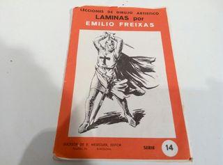 Laminas dibujo Antiguas