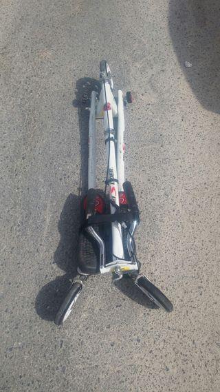 Patinete Trislider original,patín tres ruedas.