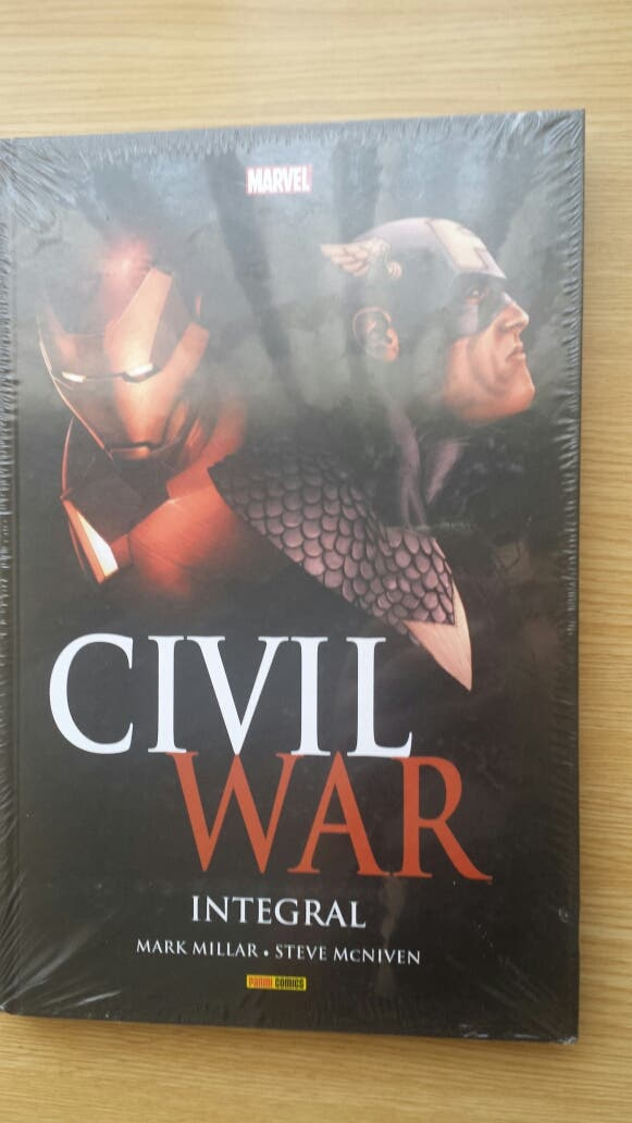 Cómic civil war