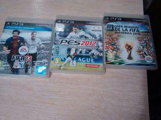 Varios juegos PS3