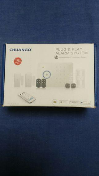 Alarma gsm chuango g5