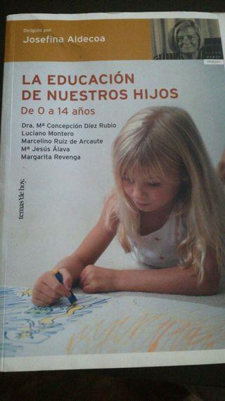 Libro la educación de nuestros hijos