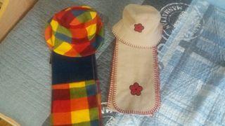 gorros y bufandas niña.