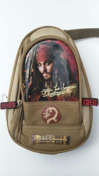 Mini mochila para consola Jack Sparrow