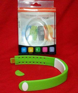A Estrenar CHOLLO! Pulsera W2 Smartband Slim Usb