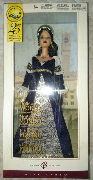 Barbie Princesa del Renacimiento