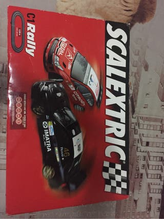 Coleccion Scalextric rally c1
