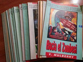 Comics. Grandes aventuras