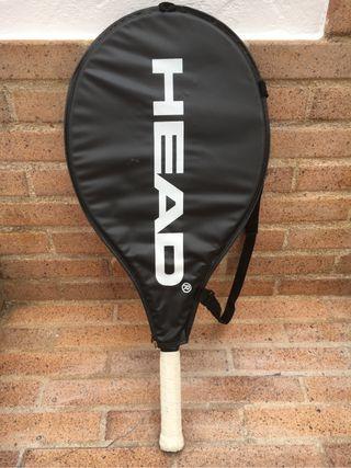 Raqueta infantil de tenis