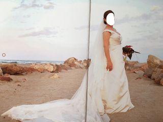 Vendo vestido de novia firma San Patrick
