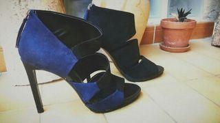 Zapatos de tacon para mudar