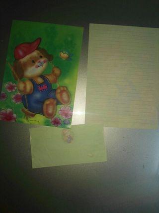 Cartas perfumadas Años 90 (2)