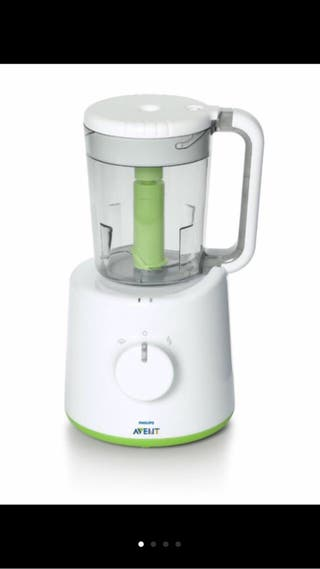 Robot cocina Avent para bebés