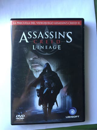 Pelicula Assassins Creed Lineage
