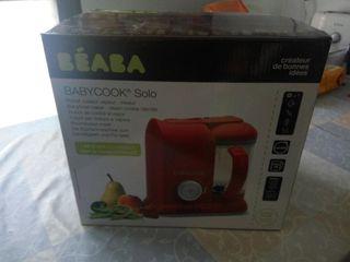 robot de cocina Beaba