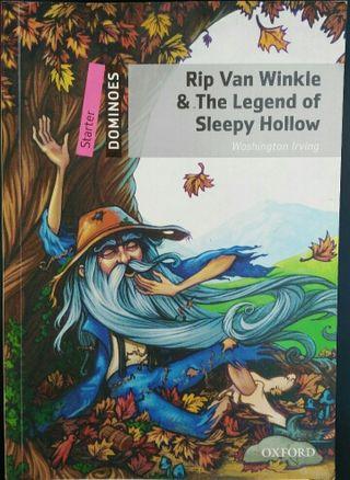 Rip van Winkle and the Legend of teh Seepy Holloe