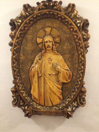 sagrado corazon de jesus de 1929