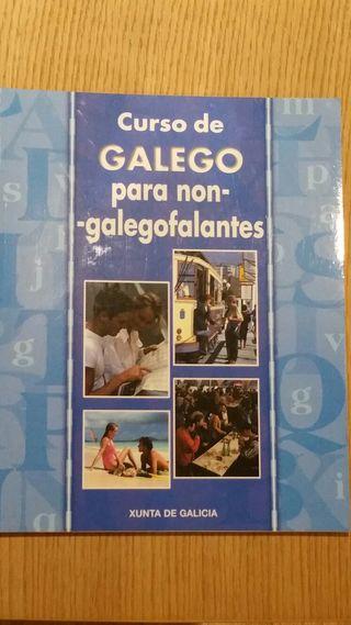Curso de GALEGO para non-galegofalantes